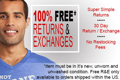 Free Returns and Exchanges