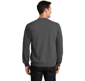 Split Happens Crewneck Sweatshirt