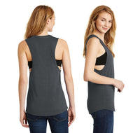 Jobs Vrs Mobs Ladies Festival Tank Top