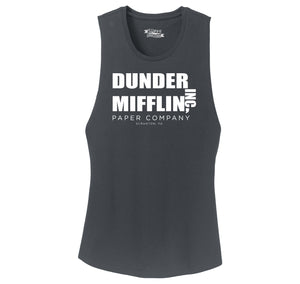 Dunder Mifflin Paper Company Ladies Festival Tank Top