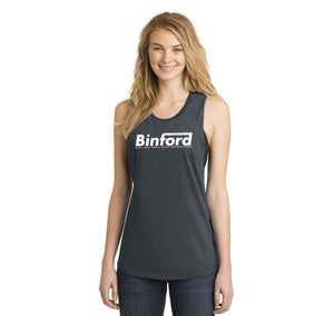 Binford Tools Don't Need Instructions Ladies Festival Tank Top