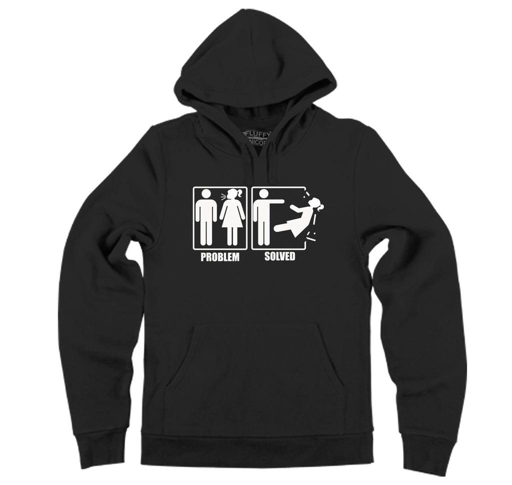 Problem Solved Hooded Sweatshirt
