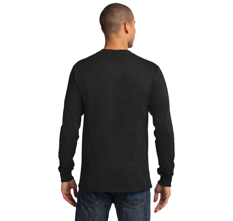 Ninja The Elements Of Stealth Mens Long Sleeve Tee Shirt