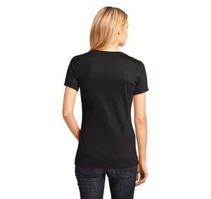 Binford Tools Don't Need Instructions Ladies Ringspun V-Neck Tee