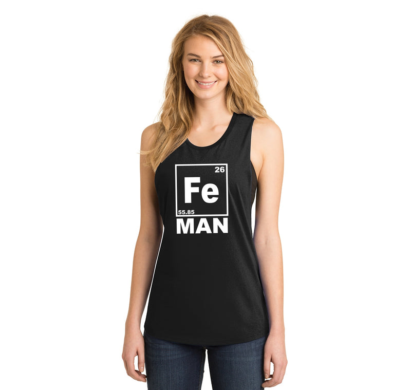 Fe Man Ladies Festival Tank Top