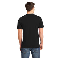 IDFWU Mens Ringspun Cotton Tee Shirt
