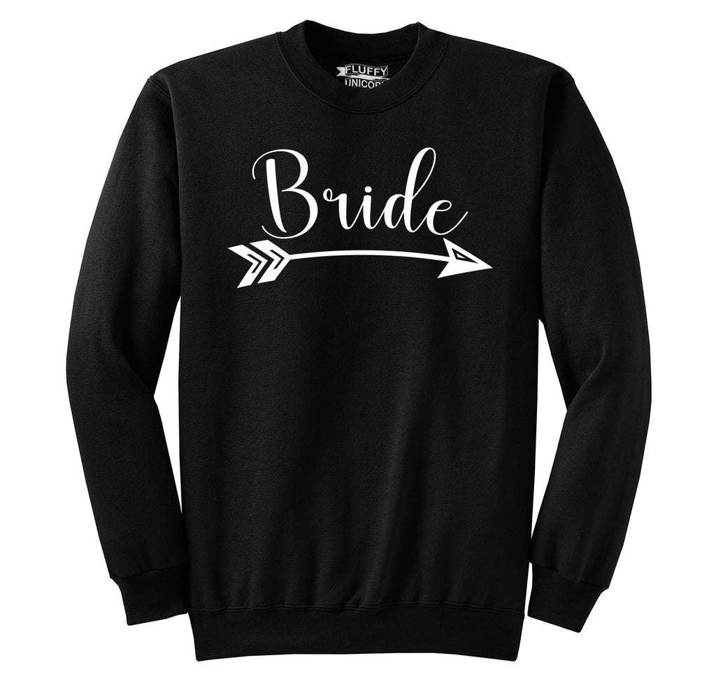 Bride Arrow Crewneck Sweatshirt