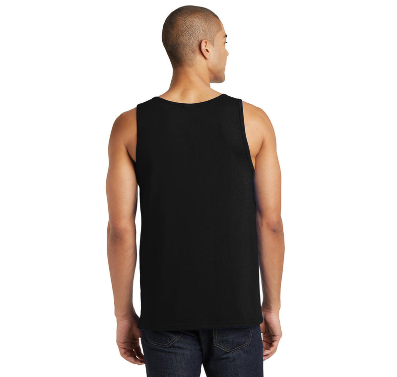 I'm A Virgin (this is an old shirt) Mens Sleeveless Tank Top