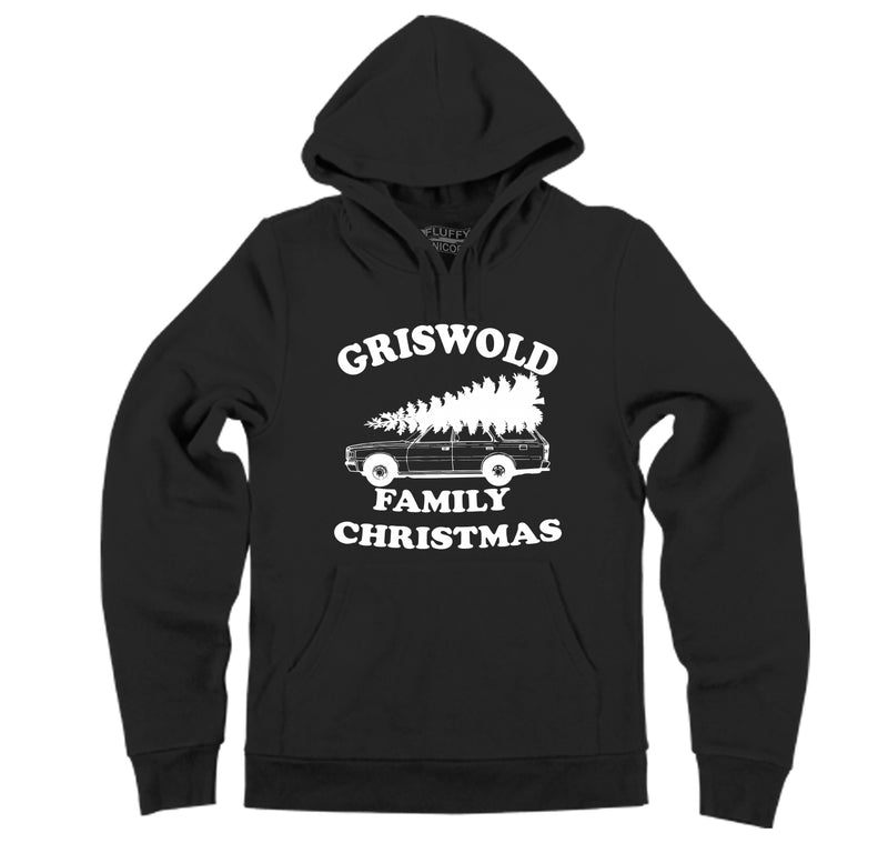 Griswold Family Christmas Hooded Sweatshirt