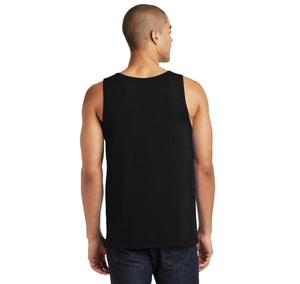 College Mens Sleeveless Tank Top