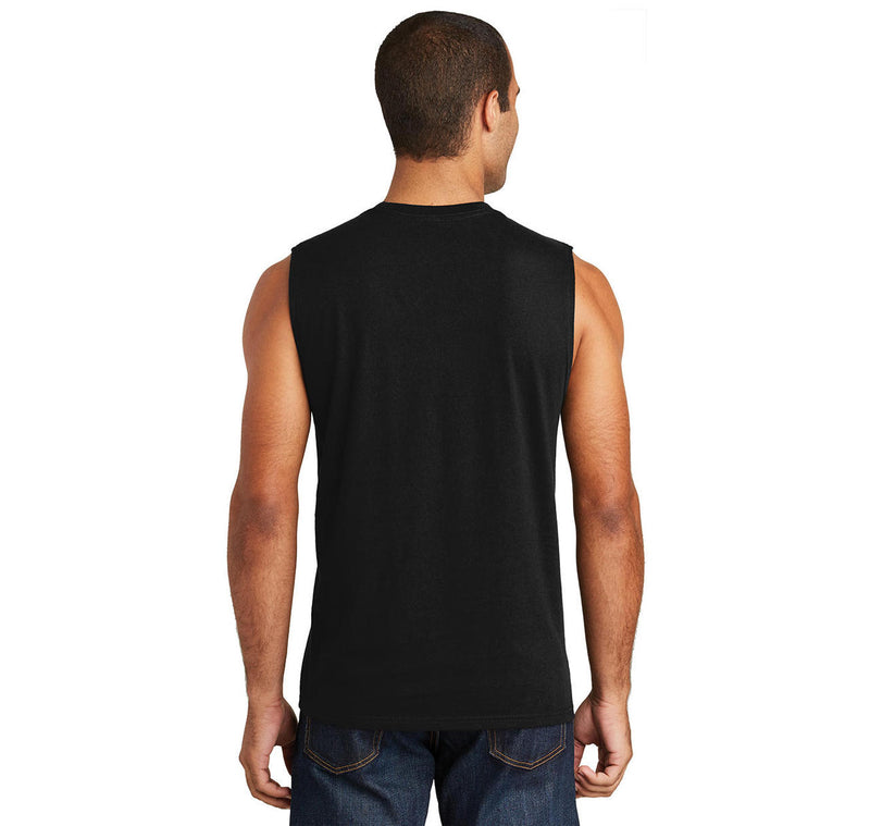 This Guy Loves His Girlfriend Mens Muscle Tank Muscle Tee