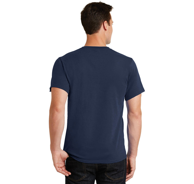 I Shaved My Balls For This? Men's Heavyweight Big & Tall Cotton Tee Shirt