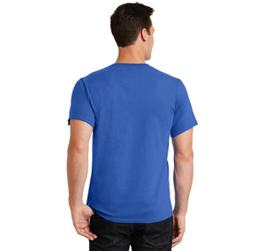 Fine I'll Run But I'm Gonna Complain About It The Whole Time Men's Heavyweight Big & Tall Cotton Tee Shirt