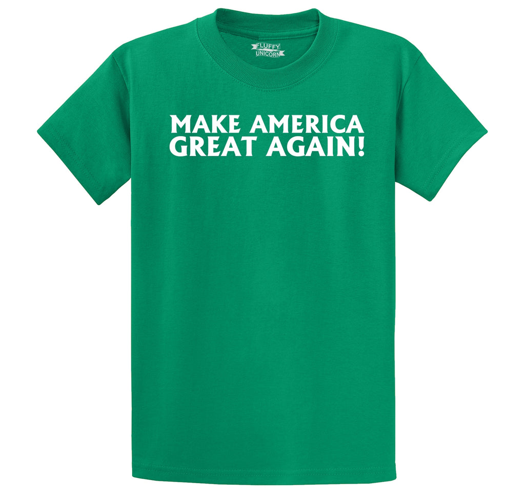 Make America Great Again Men's Heavyweight Cotton Tee Shirt