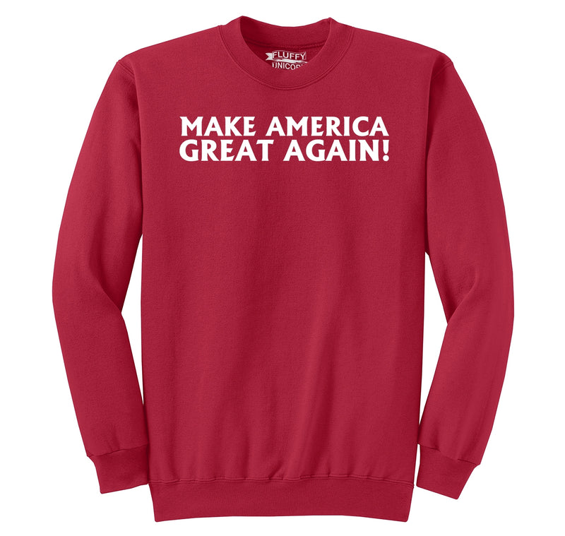 Make America Great Again Crewneck Sweatshirt