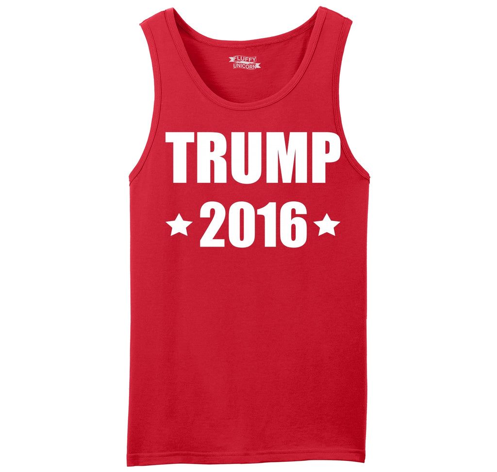 Trump 2016 Mens Sleeveless Tank Top