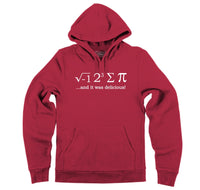 I 8 Sum Pi Hooded Sweatshirt
