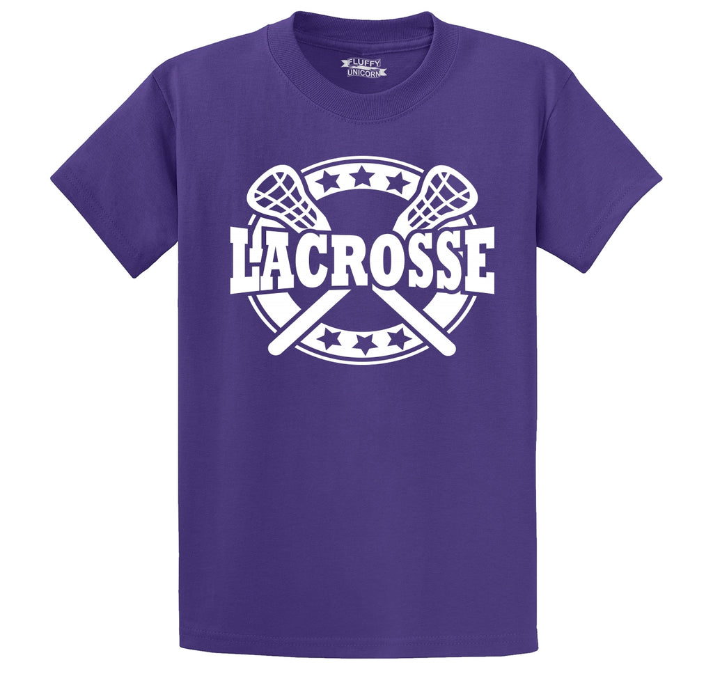 Lacrosse Men's Heavyweight Cotton Tee Shirt