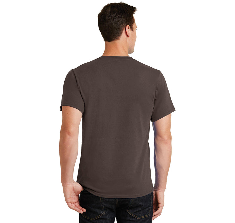 Livin That Honky Tonk Dream Men's Heavyweight Cotton Tee Shirt