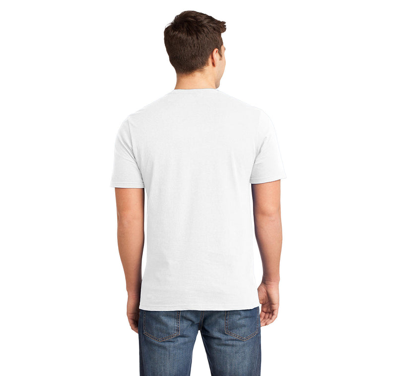 This Guy Loves Christmas Mens Ringspun Cotton Tee Shirt