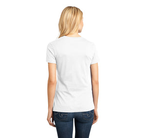 What The F Stop Ladies Ringspun Short Sleeve Tee