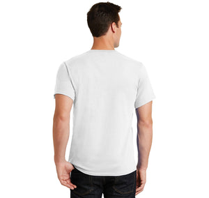 I Can't I Have Dance Men's Heavyweight Big & Tall Cotton Tee Shirt