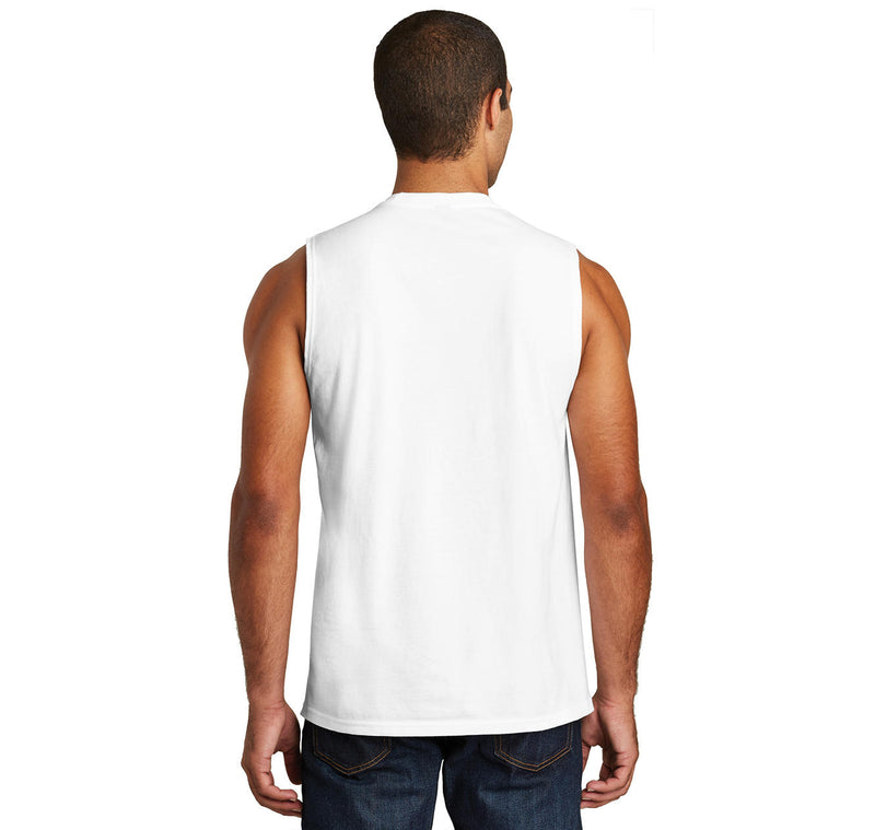 Don't Worry About A Thing Mens Muscle Tank Muscle Tee