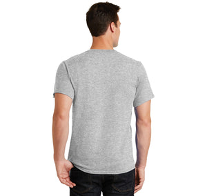 I 8 Sum Pi Men's Heavyweight Cotton Tee Shirt