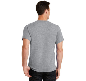Dance To Your Own Rythm Men's Heavyweight Big & Tall Cotton Tee Shirt