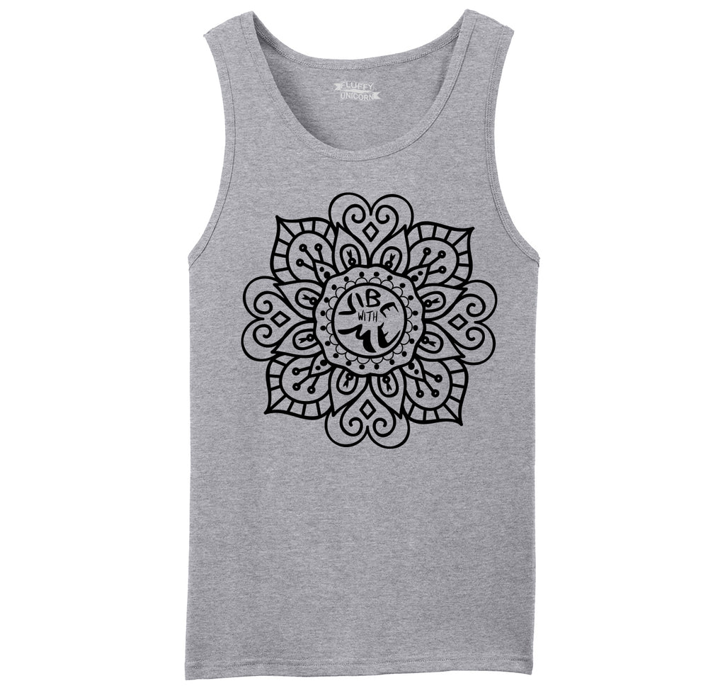 Vibe With Me Mens Sleeveless Tank Top