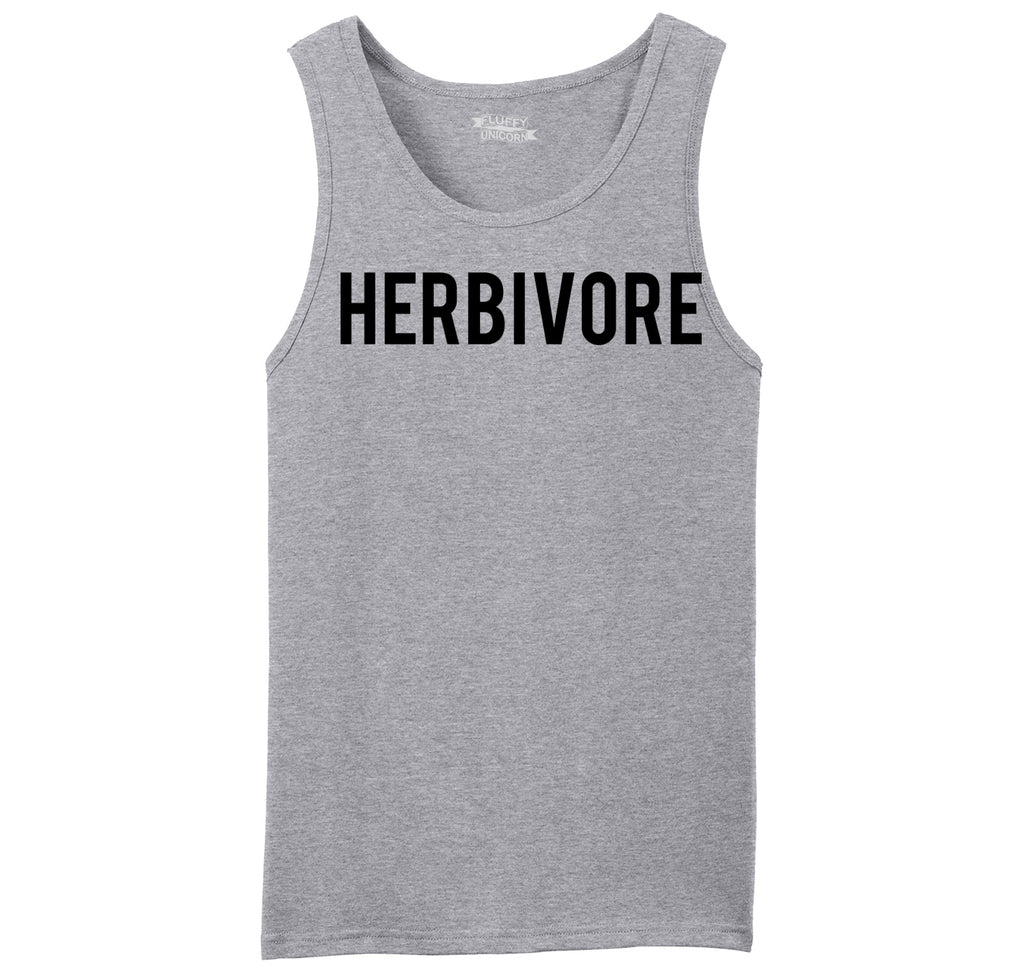 Herbivore Mens Sleeveless Tank Top