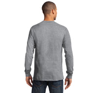 Oh Snap Mens Long Sleeve Tee Shirt