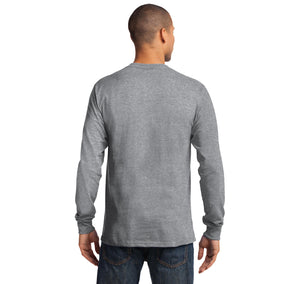 I Shaved My Balls For This? Mens Long Sleeve Tee Shirt