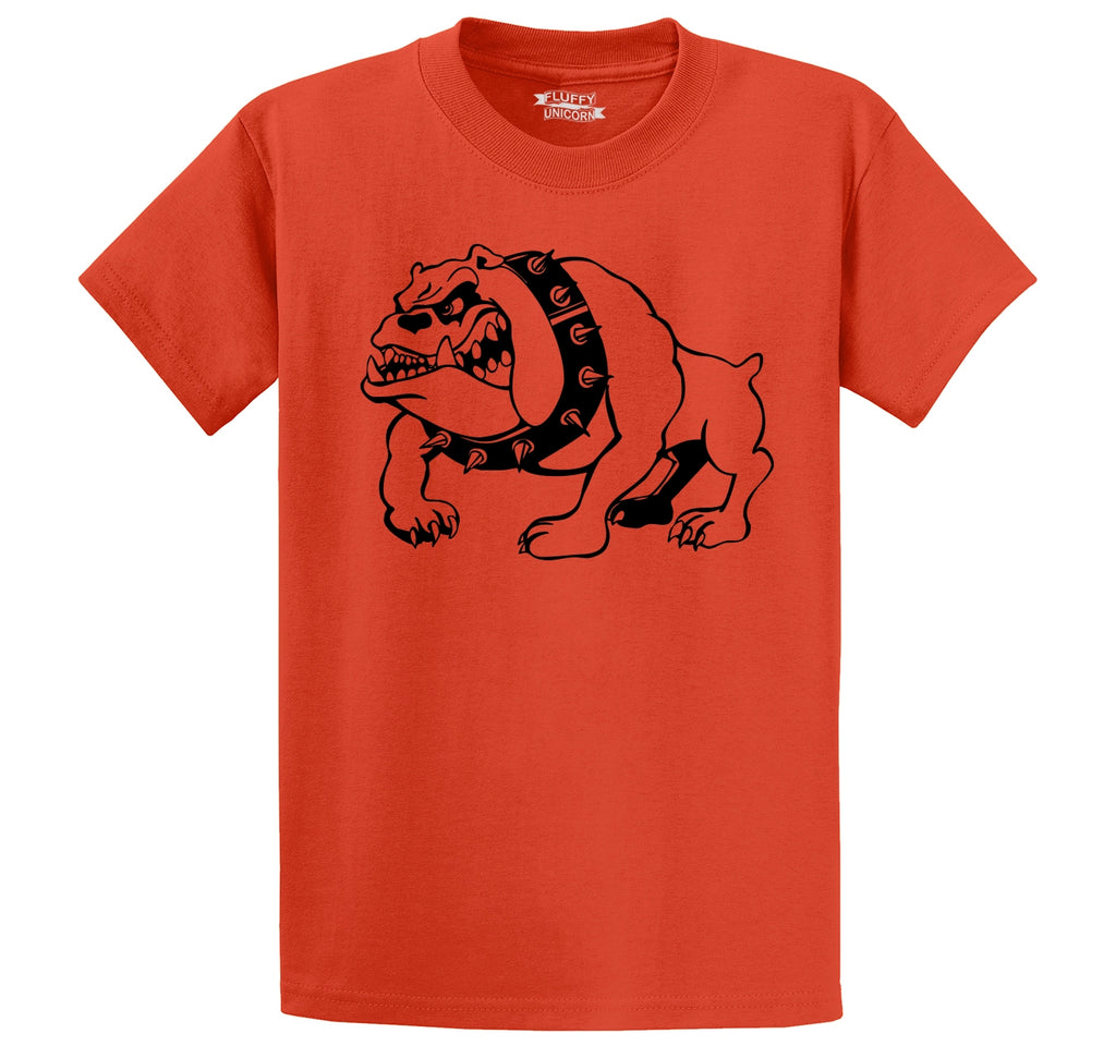 Bulldog Men's Heavyweight Cotton Tee Shirt