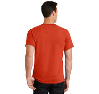 I Would Flex But I Like This Shirt Men's Heavyweight Big & Tall Cotton Tee Shirt