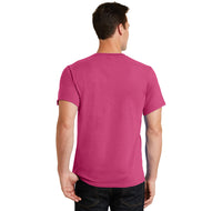I Am Currently Unsupervised, I Know It Freaks Me Out Too Men's Heavyweight Big & Tall Cotton Tee Shirt