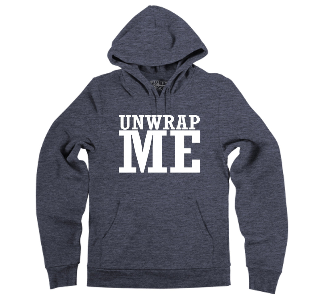 Unwrap Me Hooded Sweatshirt