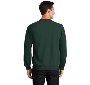Bearded Guys Cuddle Better Crewneck Sweatshirt