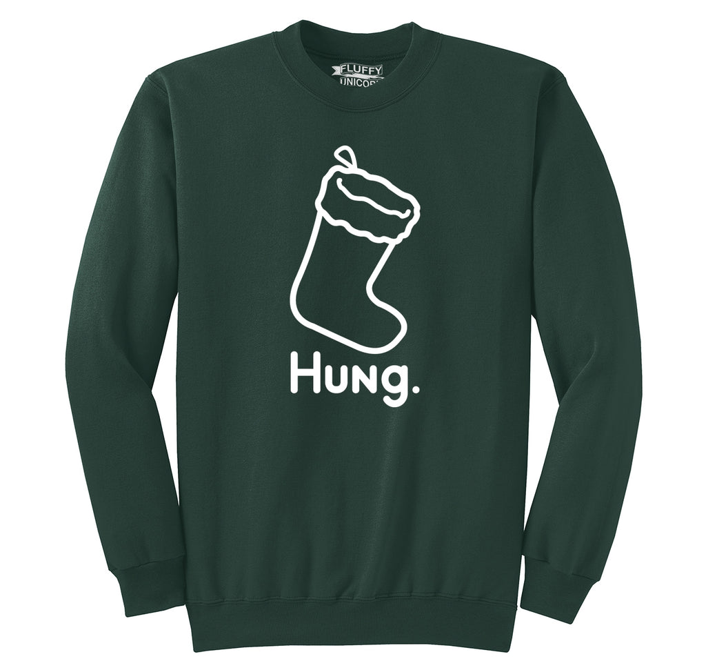 Hung Crewneck Sweatshirt
