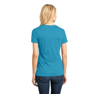 Ah! The Element Of Surprise Ladies Ringspun Short Sleeve Tee