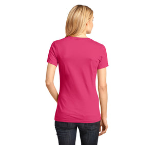 Enjoy Jiu Jitsu Parody Ladies Ringspun V-Neck Tee