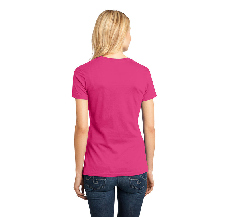 I Shaved My Balls For This? Ladies Ringspun Short Sleeve Tee