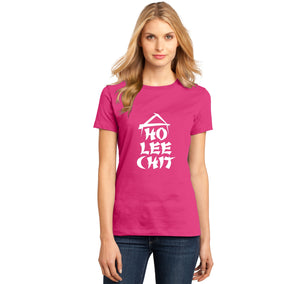 Ho Lee Chit Ladies Ringspun Short Sleeve Tee