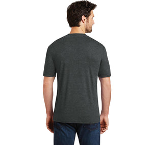 Work Sucks I'm Going Bowling Mens Short Sleeve Tri-Blend Shirt
