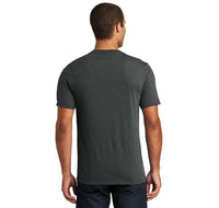 Heavily Medicated For Your Safety Mens Tri-Blend V-Neck Tee Shirt