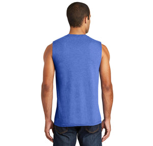 Don't Be A Richard Mens Muscle Tank Muscle Tee