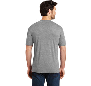 You Had Me At Party Mens Short Sleeve Tri-Blend Shirt