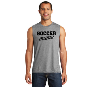 Soccer Mama Mens Muscle Tank Muscle Tee