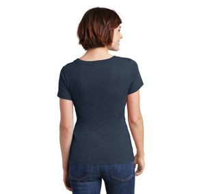 Reverse Psychology Ladies Scoop Neck Tee