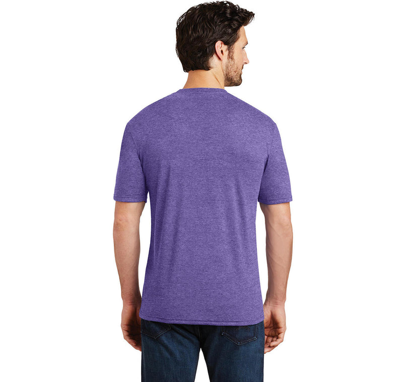 I Would Flex But I Like This Shirt Mens Short Sleeve Tri-Blend Shirt